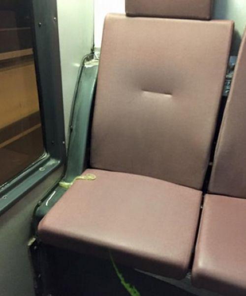 バスの中でHしていたバカップルが忘れ物!!!3
